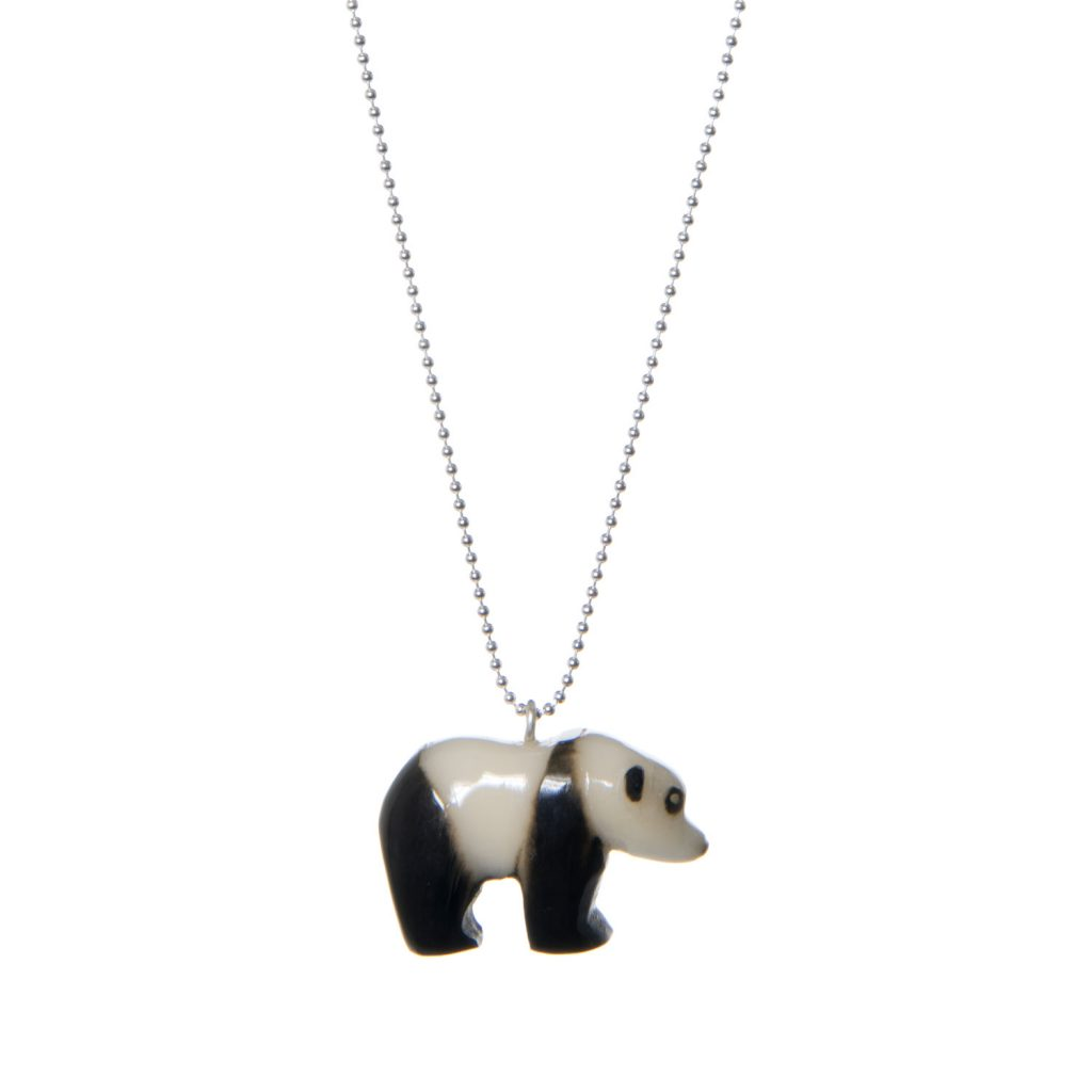 WWF animal pendants